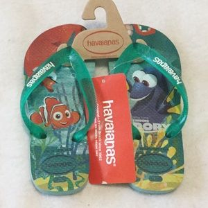 Havaianas Finding Dory Sandals